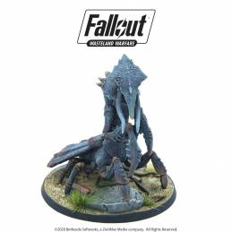 Fallout Wasteland Warfare - Créatures : Fog Crawler