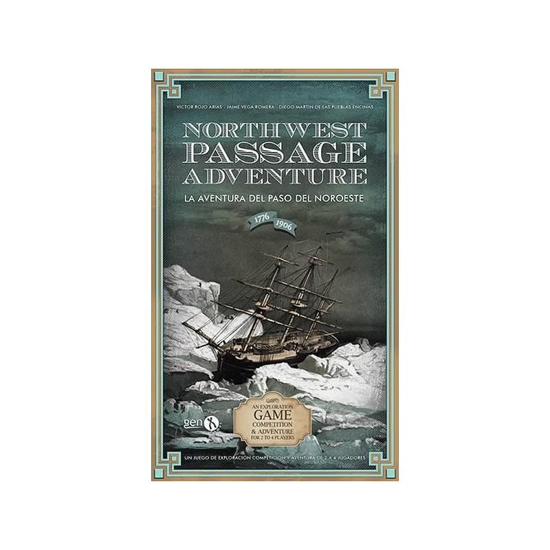 La aventura del Paso del Noroeste