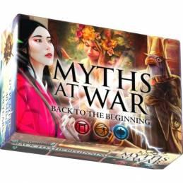 Guerra de mitos XIV: Vuelta al origen