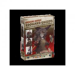 Special Guest: Edouard Guiton (Zombicide: Black Plague)