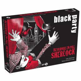 Black Party, Sherlock descansa en paz