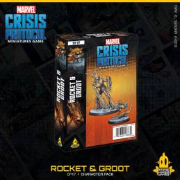 Crisis Protocol: Rocket and Groot