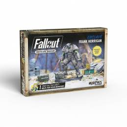 Fallout: Wasteland Warfare - Enclave: Frank Horrigan