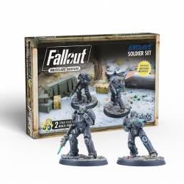 [PREORDER] Fallout: Wasteland Warfare - Enclave: Soldier Set