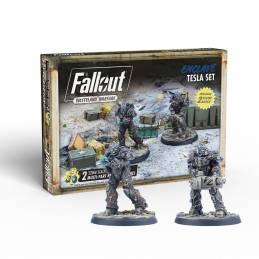 [PREORDER] Fallout: Wasteland Warfare - Enclave: Tesla Set