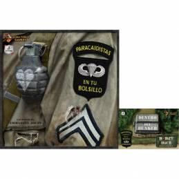 Pack: Paracaidistas en tu bolsillo + Dentro del Bunker - D-Day Dice