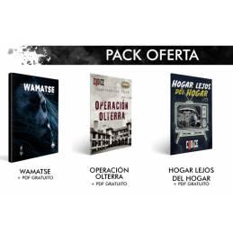 [PREORDER] Pack oferta Wamatse + Códice