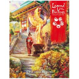 [PREORDER] Legend of the Five Rings: Celestial Realms