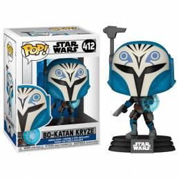 Funko POP! 412 Clone Wars - Bo-Katan - Star Wars