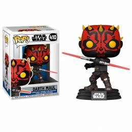 Funko POP! 410 Clone Wars - Darth Maul - Star Wars