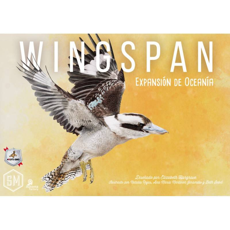 [PREVENTA] Wingspan: Expansión Oceanía