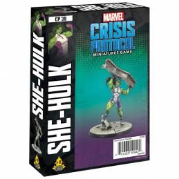 Crisis Protocol She-Hulk