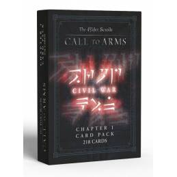 The Elder Scrolls: Call to Arms - Chapter One Card Pack - Civil War