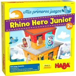 Mis primeros juegos – Rhino Hero Junior