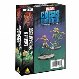 [PREORDER] Crisis Protocol Angela & Enchantress