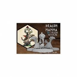 [PREVENTA] Dragon Mama: War For Chicken Island
