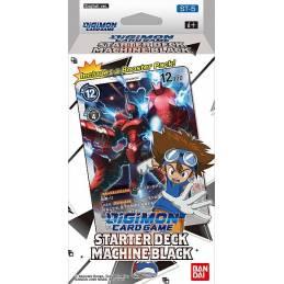 [PREORDER] Starter Deck Display Machine Black ST-5 - Digimon TCG