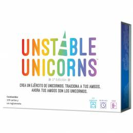 [PREVENTA] Unstable Unicorns