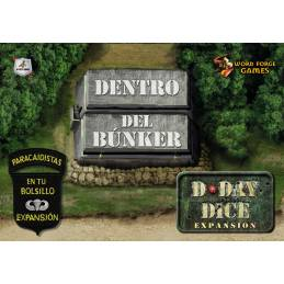 D-Day Dice: Dentro del Bunker