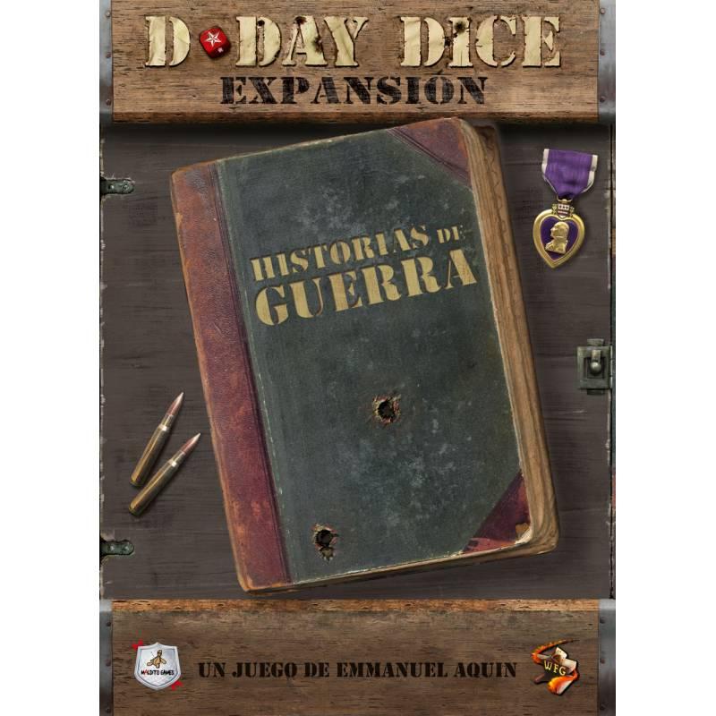 D-Day Dice: Historias de Guerra