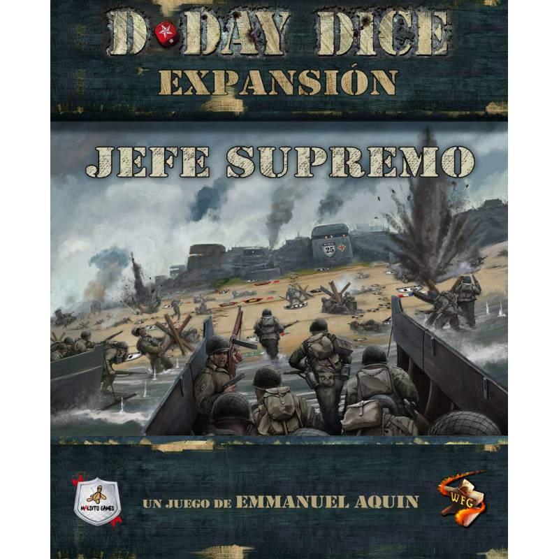 D-Day Dice: Jefe Supremo