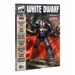White Dwarf 460 (Inglés)
