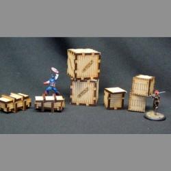 Gun Crates