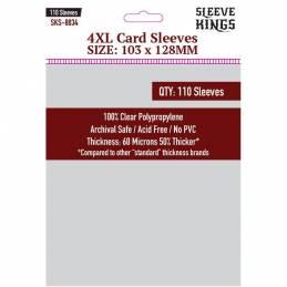 Sleeve Kings 4XL Sleeves (103 x 128mm)