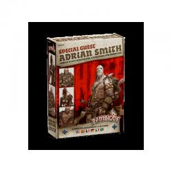 Special Guest: Adrian Smith (Zombicide: Black Plague)