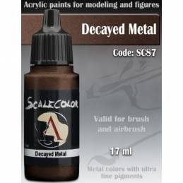Decayed Metal