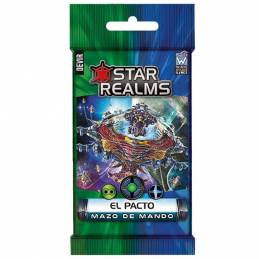 Star realms Mazo de Mando: El Pacto