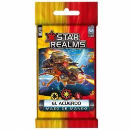 Star realms Mazo de Mando: El Acuerdo