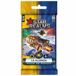 Star realms Mazo de Mando: La Alianza