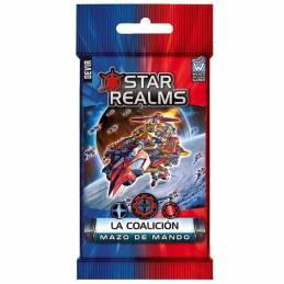 Star realms Mazo de Mando: La Coalicion