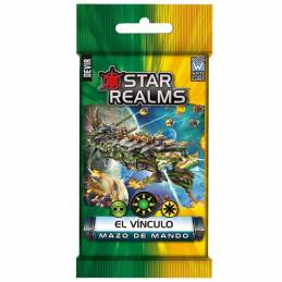 Star realms Mazo de Mando: El Vinculo