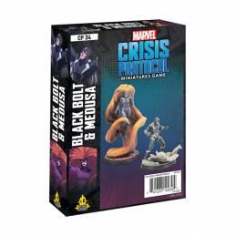 Crisis Protocol Black Bolt & Medusa