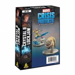 [PREORDER] Crisis Protocol Crystal & Lockjaw