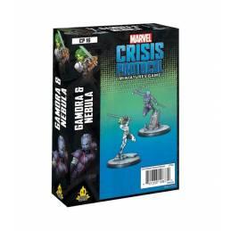 Crisis Protocol Gamora and Nebula