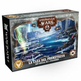 [PREORDER] Dystopian Wars: Hunt for the Prometheus - Spanish