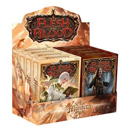 Flesh & Blood TCG - Monarch Blitz Decks (4 Decks)