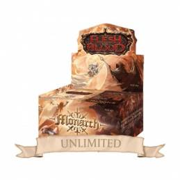 [PREORDER] Flesh & Blood TCG - Monarch Unlimited Booster Display (24 Packs)