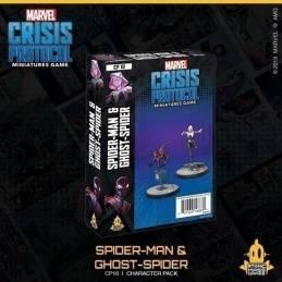 Crisis Protocol Ghost-Spider & Spider-Man