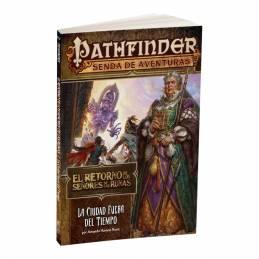 Pathfinder El Retorno de los Señores de las Runas 5: La Ciudad Fuera del Tiempo