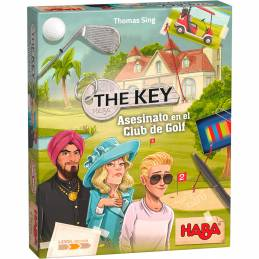 The Key - Asesinato en el Club de Golf