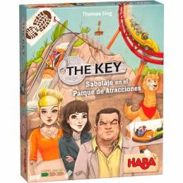 The Key - Sabotaje en el Parque de Atracciones
