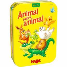 Animal sobre animal, versión mini