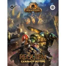 Iron Kingdoms: Requiem Setting Book