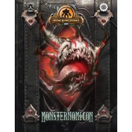 [PREORDER] Iron Kingdoms: Requiem Monsternomicon