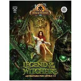 [PREORDER] Iron Kingdoms: Requiem Legend of the Witchfire Adventure