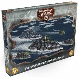 [PREVENTA] Dystopian Wars: Enlightened Frontline Squadrons